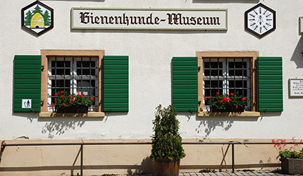 Bienenkunden-Museum in Münstertal